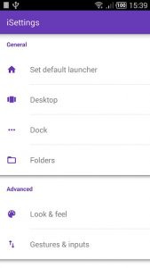 iLauncher Pro Apk Download free for Android Latest Version 3
