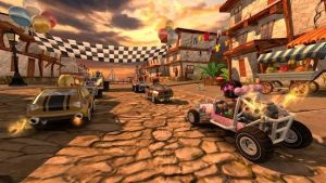 Download BB Racing MOD Apk Free For Android 1