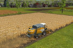 Farming Simulator 16 Mod APK v1.1.2.6 (Unlimited Money) Free for Android 2