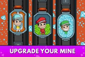 Download New Version of Idle Miner Mod APK free 1