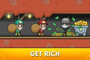 Download New Version of Idle Miner Mod APK free 2