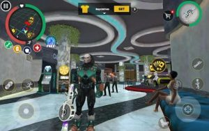 Download Rope Hero: Vice Town Mod APK Free For Android 1